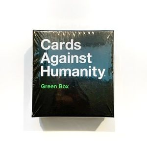 Cards Against Humanity Green Expansion Box